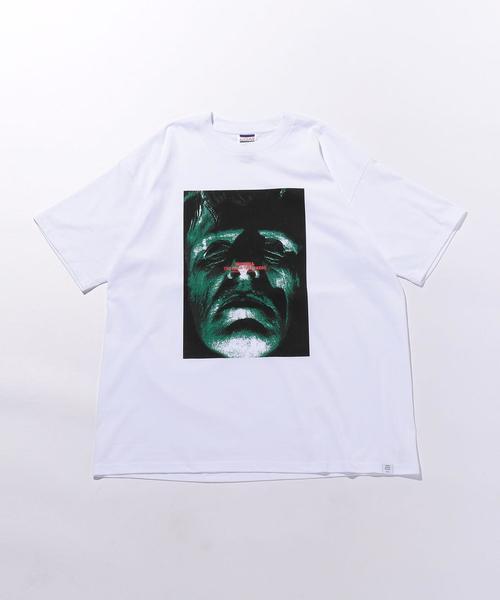 <BEDWIN(ベドウィン)> M/SHELLY T/Tシャツ
