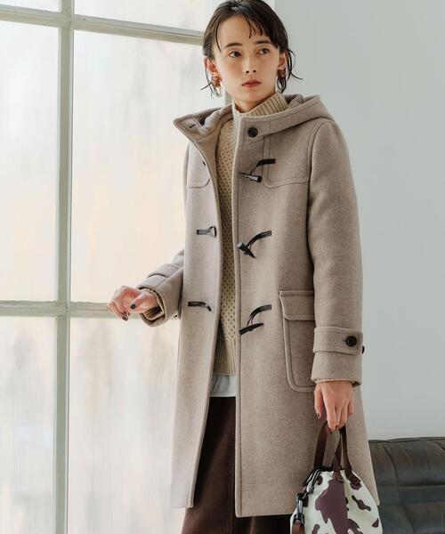 ◆SC ダッフル ロング コート