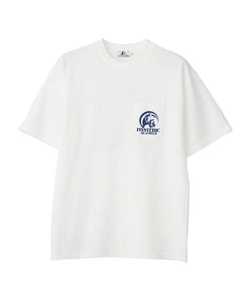HYS AIR ポケット付きTシャツ