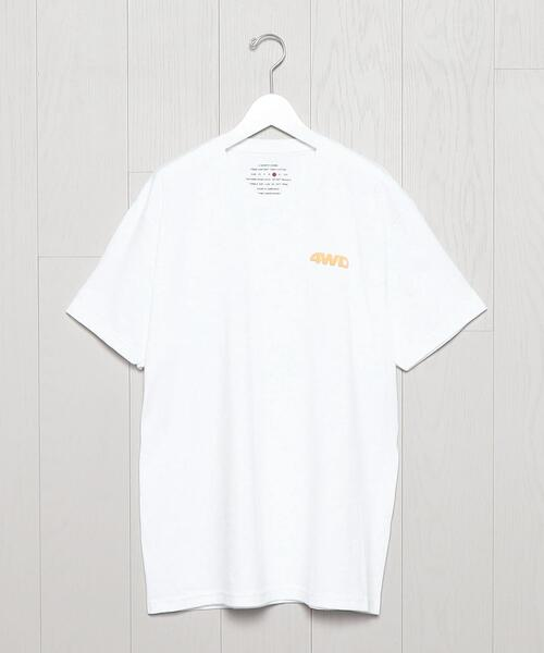 <4 WORTH DOING>The Aha Moment T-SHIRT/Tシャツ.