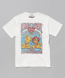 ROYAL TRUX/JABBER JAW 3711 pt Tシャツ【L】