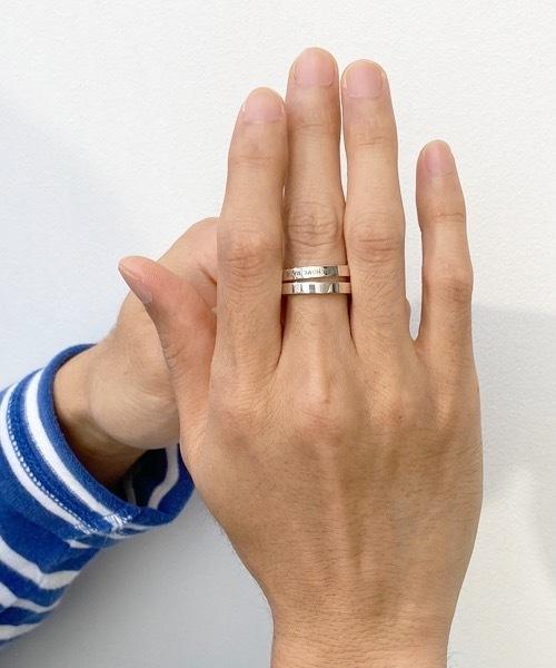 【ギフ_包装】 【セール】平打ち ダブル ダイヤモンド セール,SALE,JAM ダイヤモンド 2連 リング M 2連/シルバー925/シルバー ゴールド/プレゼント/ペア(リング)|JAM HOME MADE(ジャムホームメイド)のファッション通販, 伊江村:bcadf895 --- ascensoresdelsur.com