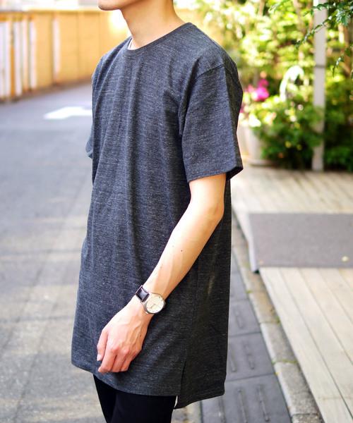 [United Athle/ユナイテッド アスレ] 5.6oz ロングレングス Tシャツ