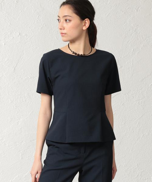 大勧め 【セール】【セットアップ対応 セール,SALE,TRANS】【UV対策】【ウォッシャブル】プライムフレックスコードレーンブラウス(シャツ/ブラウス)|TRANS WORK(トランスワーク)のファッション通販, バスケ@TOKYO UltimateCollection:d5ad4b49 --- pyme.pe