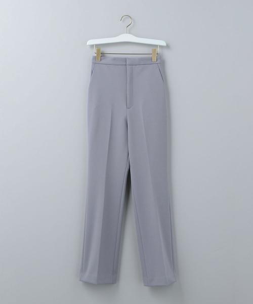 <6(ROKU)>JERSEY BOOT CUT PANTS/パンツ