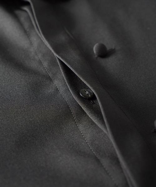 SHAREEF(シャリーフ)の「SIDE SLIT SHIRTS(シャツ/ブラウス)」|詳細画像
