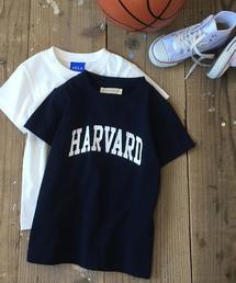 【coen キッズ / ジュニア】USAコットンカレッジプリントTシャツ(100〜150cm)