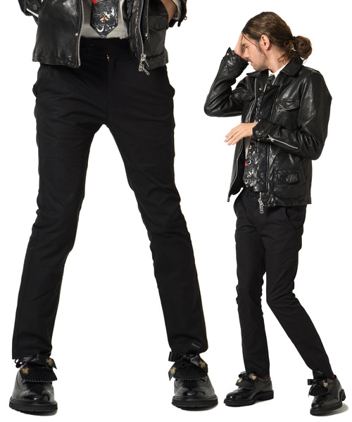 ●日本正規品● Trost skinny/ skinny slacks/ トロストスキニースラックス(デニムパンツ) slacks|glamb(グラム)のファッション通販, ウオッチショップ:e58a7a47 --- 888tattoo.eu.org