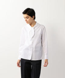 <Steven Alan>COTTON SCARF SHIRT/シャツ