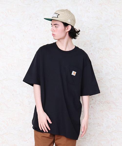【carhartt/カーハート】M Worker Pocket SS T Shirt K87