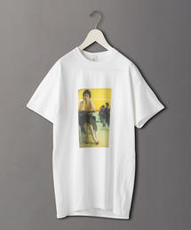 <6(ROKU)>TWIN PEAKS AUDREY HORNE PHOTO T-SHIRT/Tシャツ