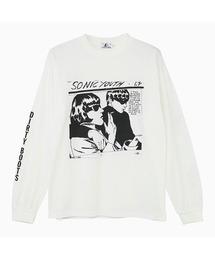 SONIC YOUTH/GOO Tシャツホワイト