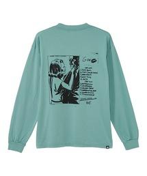 SONIC YOUTH/GOO Tシャツグリーン