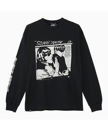 SONIC YOUTH/GOO Tシャツブラック