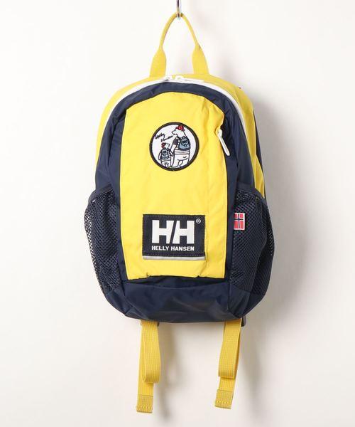 HELLY HANSEN(ヘリーハンセン)の「HYJ91702/Keilhaus Pack 8//バックパック リュック(バックパック/リュック)」|イエロー