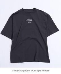 """【ユニセックス】コーエンベア× """"JAWS"""" コラボ刺繍Tシャツ"""