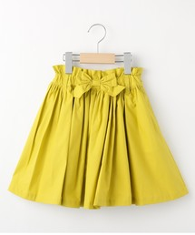 THE SHOP TK (ザ ショップ ティーケー )のインパンツ付ハイウエスト風カラースカート(スカート)