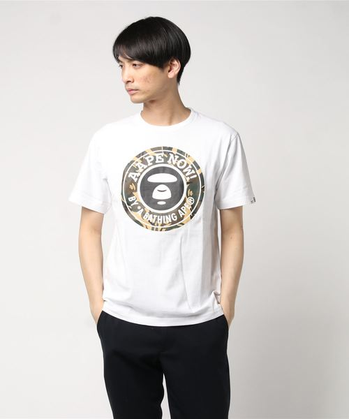 AAPE LOOSE BASIC TEE