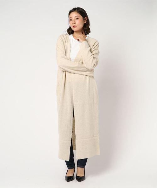 【在庫僅少】 W/L_HG_long_cardie(カーディガン) MidiUmi(ミディウミ)のファッション通販, ナカジマB.C:ddaedcb9 --- kredo24.ru