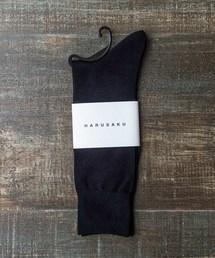 HARUSAKU(ハルサク)のHARUSAKU Men's Classic Business Socks:ハルサク メンズクラシック ビジネス ソックス(ソックス/靴下)