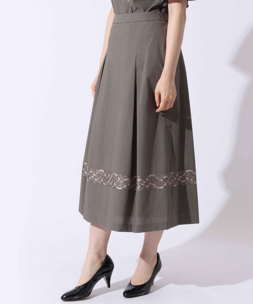 速くおよび自由な 【セール】【CECI OU OU CELA】タイプライター刺繍 スカート(スカート)|CECI セール,SALE,CECI OU CELA(セシオセラ)のファッション通販, キタシゲヤスチョウ:47cd61d0 --- pyme.pe