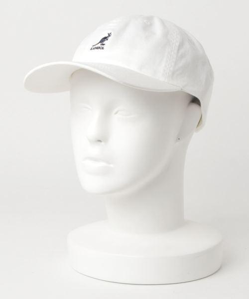 KANGOL/カンゴール Washed Baseball Cap キャップ