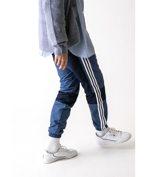 <adidas Originals> ASYMM TRACK PANTS/トラックパンツ