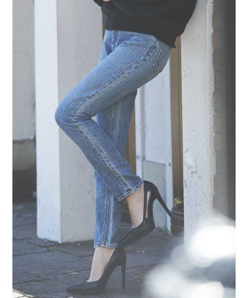 日本製 【セール】【WEB限定】ストレートデニムパンツ(デニムパンツ)|RESEXXY(リゼクシー)のファッション通販, カーヤオンラインショップ:791455fe --- theothermecoaching.com