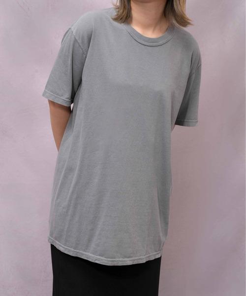 【 COMFORT COLORS / コンフォートカラーズ 】6.1オンス ガーメントダイTシャツ 1717