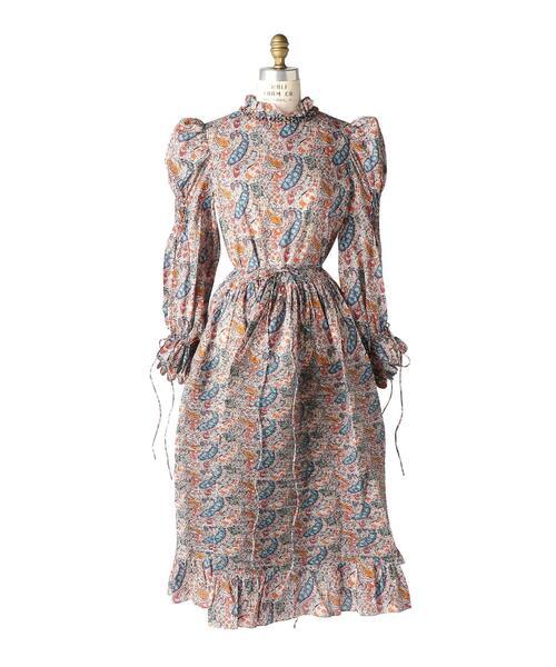 <HORROR VACUI (ホラー・ヴァキュイ)> CLAIRE DRESS