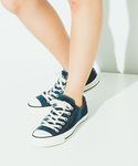 "CONVERSE Sneakers ""【CONVERSE/コンバース】ALL STAR WORNOUT DENIM SLIP OX デニムスニーカー"""