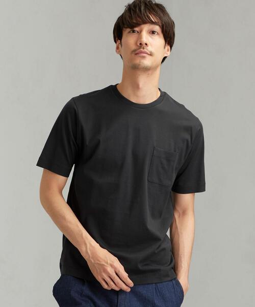 CM オーガニック クリア クルー SS 半袖 Tシャツ