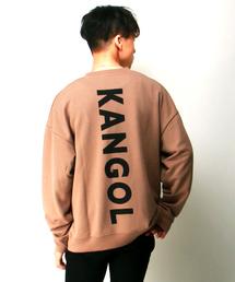 KANGOL(カンゴール)の【別注】KANGOL バックプリントワイドプルオーバー(スウェット)