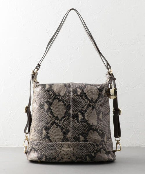 BEVINI PitonePrint BAG