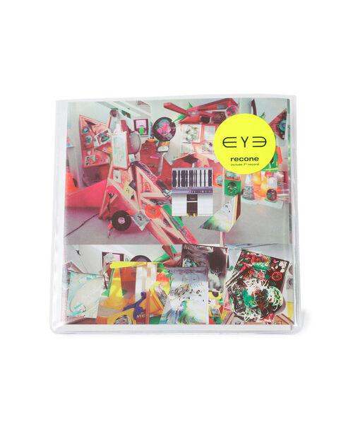 "∈Y·(EYE) / ZINE ""RECONE"" ※7'レコード付"
