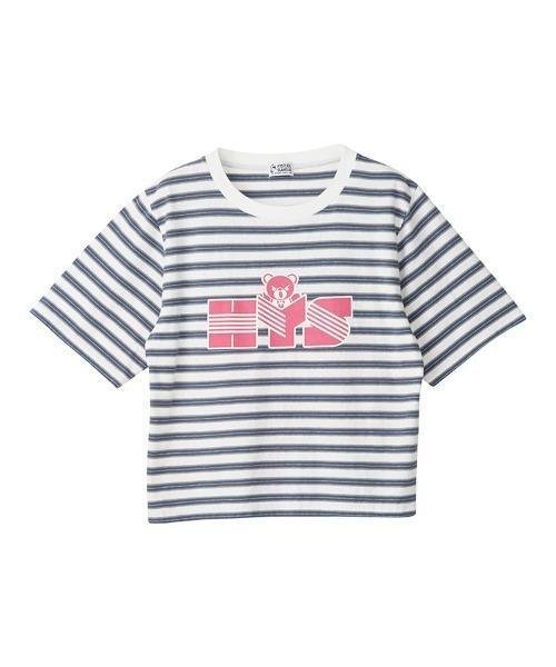 HYS BEAR ショートTシャツ
