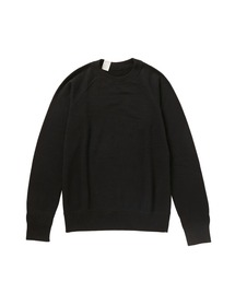 CREW NECK SWEATブラック