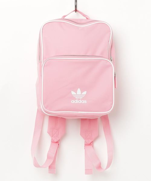 adidas ADICOLOR BACKPACK M CL (ライトピンク)
