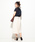 ViS(ビス)の「【前後2WAY】レース切替半袖ブラウス(シャツ/ブラウス)」|詳細画像