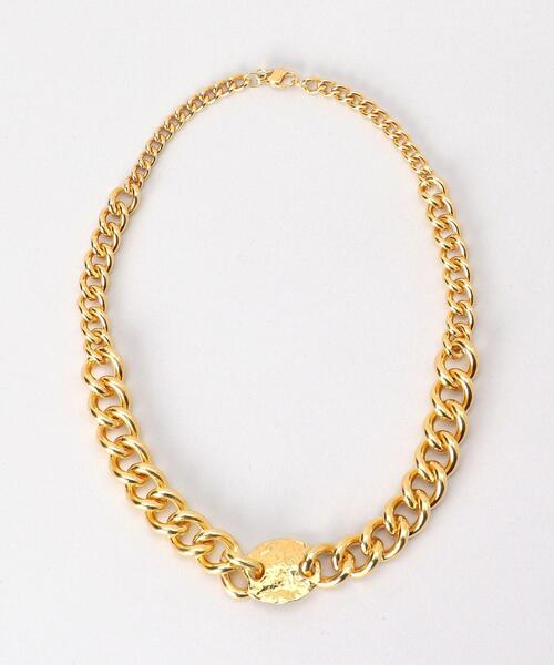 <Preek>CHAIN NECKLACE/ネックレス