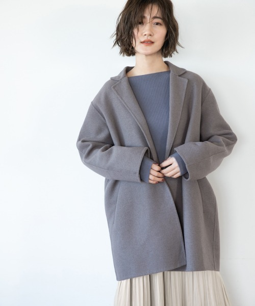 WPジャケットコート