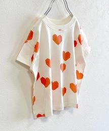 HOGAN RANCH WEAR(ホーガンランチウエア)のソウガラワイドTシャツ(kids/XS〜LL)(Tシャツ/カットソー)
