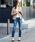 Fashion Letter(ファッションレター)の「レザー ダブルライダースジャケット ライトアウター(ライダースジャケット)」|詳細画像