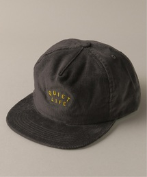 THE QUIET LIFE ザ クワイエットライフ STANDARD RELAXED SNAPBACK(キャップ)