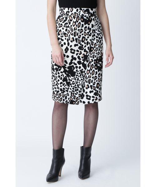 【公式】 【セール】レオパードプリントラップ風スカート(スカート)|PINKY&DIANNE(ピンキーアンドダイアン)のファッション通販, SHINIL:05d31eee --- 888tattoo.eu.org