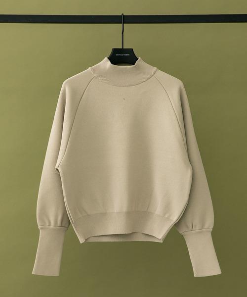 【激安】 ボリュームスリーブニット(ニット UNITED/セーター) TOKYO|UNITED TOKYO(ユナイテッドトウキョウ)のファッション通販, 与板町:bd7e4723 --- wiratourjogja.com