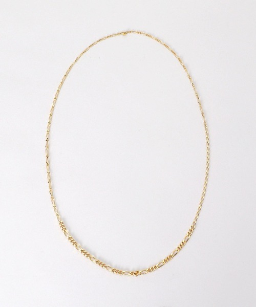 <Preek>U-KIN CHAIN MIX NECKLACE/ネックレス