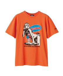 TOKYOVITAMIN/PARFAIT GIRL Tシャツオレンジ