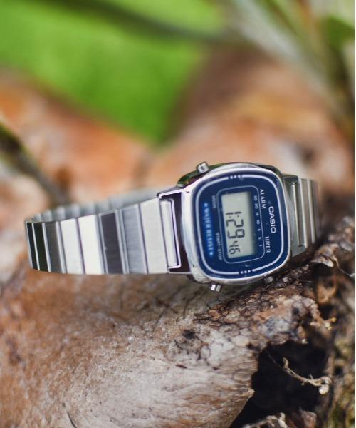 CASIO(カシオ)の「CASIO(カシオ)/デジタルミニ 腕時計(デジタル腕時計)」 シルバー系その他