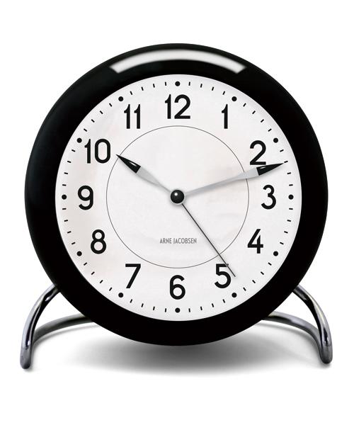 Arne Jacobsen / アルネ·ヤコブセン   Clock 43672(Station)
